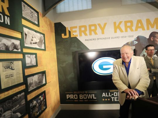 Jerry Kramer Exhibit