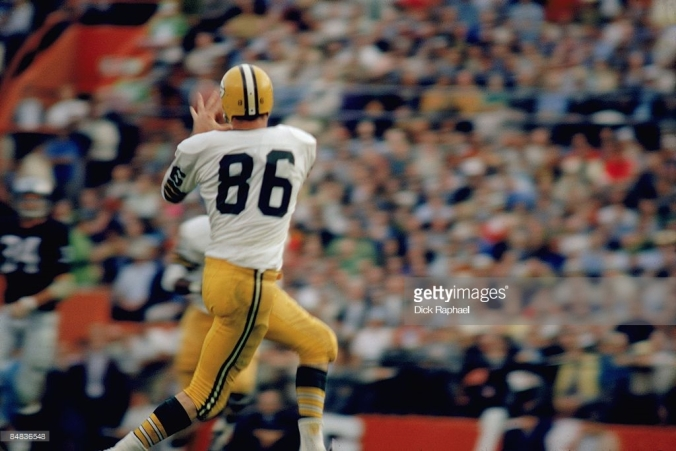 Boyd Dowler in Super Bowl II