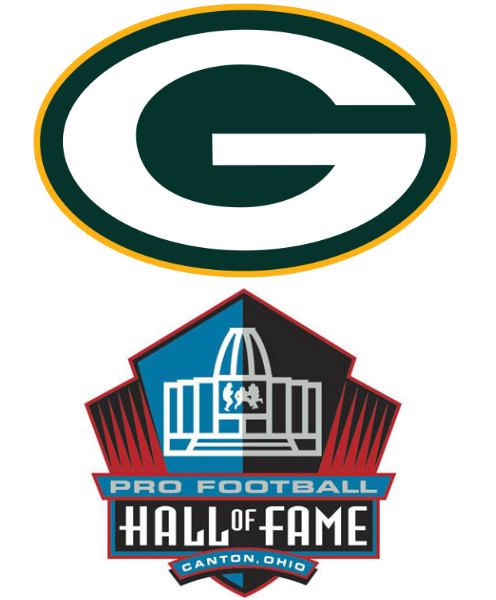 hall of fame packer logo 2