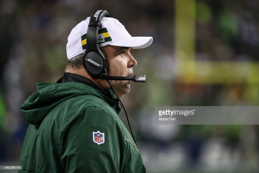 Mike McCarthy in Seattle